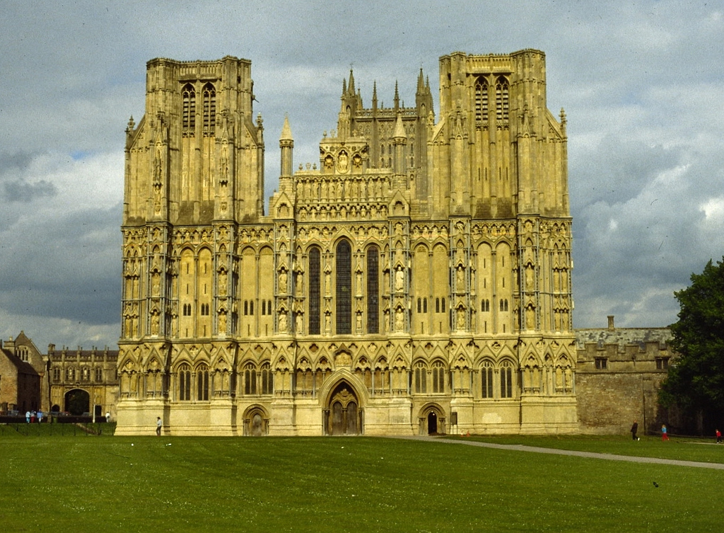The Wells Cathedral, Photo Courtesy of Peter Broster