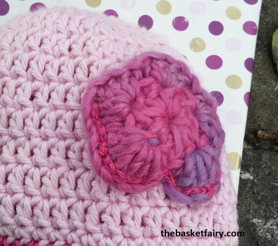 Crochet Baby Beanie